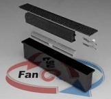 Конвектор FanCOil (фанкойл) FCFN