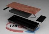 Конвектор FanCOil (фанкойл) FC 12 Plus mini