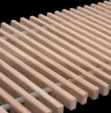 Решетка деревянная для конвектора FanCOil (фанкойл) 230мм