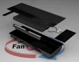 Конвектор FanCOil (фанкойл) FCFW Plus